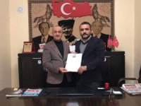 M. Gazi Eşmekaya MHP Eskil İl Genel Meclis Üyesi Aday Adayı Oldu
