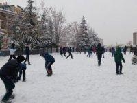 Konya'nın iki ilçesinde daha eğitime bir gün ara verildi