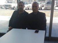 İsmail Meral'den Abdürrahim Sanlav'a anlamlı ziyaret