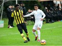 Konyaspor'da Hurtado yeniden sakatlandı