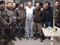Bypass ameliyatı olan Abdürrahim Sanlav taburcu oldu