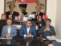 MHP Adaylarını Kamuoyuna Tanıttı