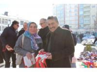 Seydişehir Belediyesinden vatandaşlara bez çanta