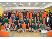 Uluslararası öğrenciler Konya'nın kardeşlik ortamına katkı sağlıyor