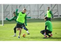 Atiker Konyaspor, Antalyaspor hazırlıklarına başladı