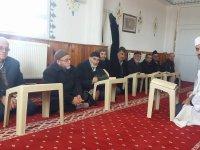 Eskil Güneşli Köyü İmamı Ali Polat'tan Bir Güzel Uygulama