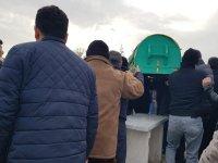 Şahin Talaşlı son yolculuğuna uğurlandı