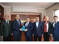 """Başkan Altay: """"Konya'yı geleceğe taşıyacak projeleri birlikte üreteceğiz"""""""