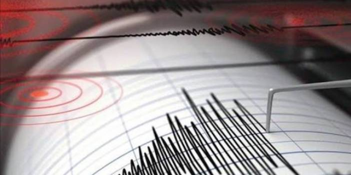 Eskil'de deprem