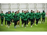 Atiker Konyaspor, Antalyaspor hazırlıklarını tamamladı