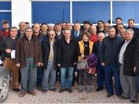 Eskil'de çiftçi eğitim programı düzenlendi