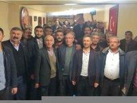 Himmet Karakaya ve Hacı Veli Uzun MHP Belediye Meclis Üyesi Adayı oldu