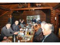 Başkan Akkaya mühendis mimar ve müteahhitlerle buluştu