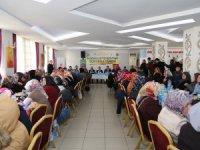 Aksaray'da kadın çiftçiler kendi işinin patronu olmaya hazırlanıyor