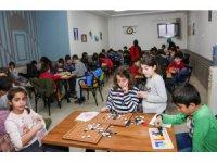 """""""Mehmet Ali Özbuğday Gençlik Merkezinde"""" öğrenciler için etkinlik"""