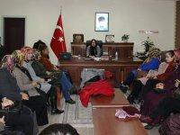 Eskil Kaymakamlığı Kitap Okuma Kulübü 2. etkinliğini gerçekleştiriyor