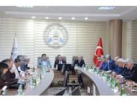 """ATSO Başkanı Göktaş: """"Ortak aklın gücüyle geleceğin sanayi kentini Aksaray'ı inşa edeceğiz"""""""