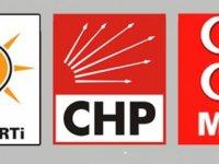 İşte MHP, AK Parti ve CHP'den Eskil Meclis Üyesi Adayı Olan İsimlerin Ortak Özelliği