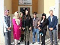 Karaalioğlu'ndan Eskil Özel Rehabilitasyon Merkezi'ne ziyaret