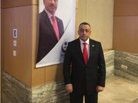 BBP Eskil Belediye Başkan Adayı Altan Ankara'da Aday Tanıtım Toplantısına Katıldı