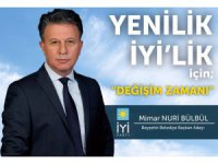 İYİ Parti Beyşehir Belediye Başkan adayı Bülbül, adaylıktan istifa etti
