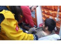 Eskil'den Kaybolan engelli genç AFAD ve vatandaşlar tarafından bulundu