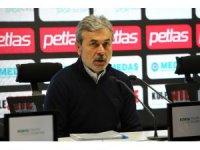 """Aykut Kocaman: """"Oyun Malatyaspor'un istediği gibi geçti"""""""