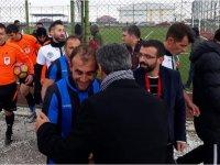 Zavlak, 'Eskilgücüsporu Belediye Bünyesine Alacağız'