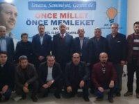 İşte AK Parti Eskil Belediye Meclis Üyesi Adayları
