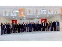 Hasan Angı ve Başkan Altay Güneysınır'da vatandaşlarla bir araya geldi
