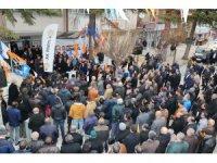 Başkan Altay, Sarayönü ilçesinde vatandaşlarla buluştu