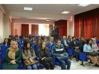 SÜ Bozkır MYO'da bahar yarıyılı akademik açılışı yapıldı