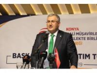 Özselek, Konya SMMM Odasına yeniden başkan adayı