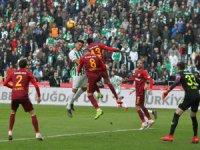 Spor Toto Süper Lig: Konyaspor: 0 - Kayserispor: 1 (Maç sonucu)
