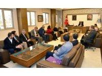MHP Selçuklu İlçe Teşkilatından Başkan Pekyatırmacı'ya ziyaret