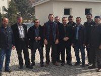Süleyman Altan seçim çalışmalarını Kaputaş'ta sürdürdü