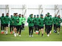 Atiker Konyaspor'da Göztepe maçı hazırlıkları sürüyor