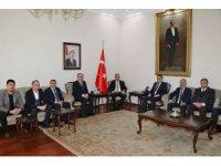 MHP'li Kalaycı'dan Konya protokolüne ziyaret