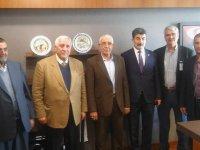 İYİ Parti Eskil İlçe Teşkilatı İstifa Etti