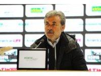 """Aykut Kocaman: """"Fenerbahçe maçından sonra ciddi bir enerji kaybımız var"""""""