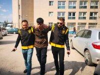 Eskil'de Yakalanan Cinayet Şüphelisi Afgan Tutuklandı