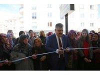 Ereğli'de 4. Hanımlar Semt Lokali açıldı