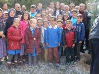 Eskil'de ağaçlandırma seferberliği başlatıldı