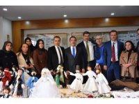 Aksaray Ticaret Borsasında kutlama ve sertifika töreni