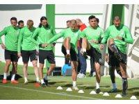 Atiker Konyaspor'da Beşiktaş hazırlıkları sürüyor