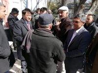CHP İl Teşkilatı Eskil'de Seçim Çalışmalarında Bulundu