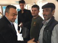 Süleyman Altan'dan Eskil Devlet Hastanesi'ne ziyaret!
