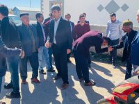 Eskil MHP, Filikçi Köyü'nden destek istedi
