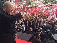 MHP Genel Başkanı Devlet Bahçeli Aksaray´a Geliyor