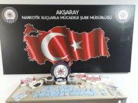 Aksaray'da uyuşturucu operasyonu: 5 gözaltı